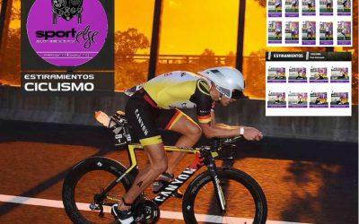 Estiramientos (III). Ciclismo